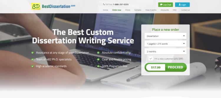 BestDissertation.com Review